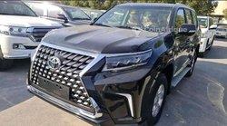 Toyota Land Cruiser TXL 2017