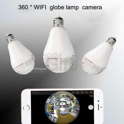 Ampoule à caméra incorporée
