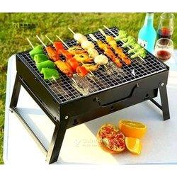 Grille à barbecue à charbon démontable