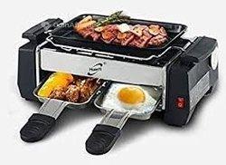 Grille à barbecue avec mini four