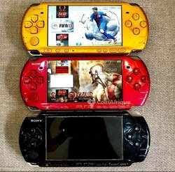 Console PSP