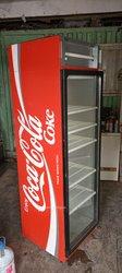 Présentoir Coca-cola