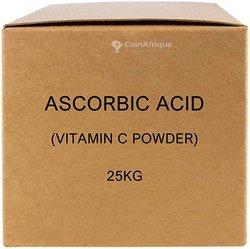 Acide ascorbique en poudre