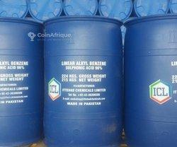 Sulfonic acide moussant 215 kgs