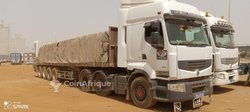 Ensemble camion Dxi 8 roues