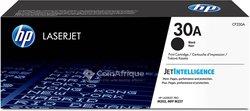 Cartouches HP 30A CF230A Toner - noir