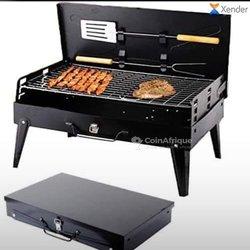 Mini grille barbecue