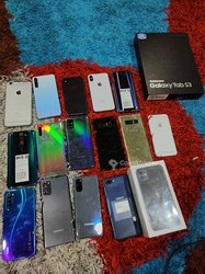 Huawei - Nokia - Samsung Galaxy