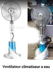 Ventilateur climatiseur à eau