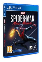 Spiderman miles morales PlayStation 4 - PlayStation 5