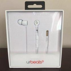 Beats urbeats3 earphones