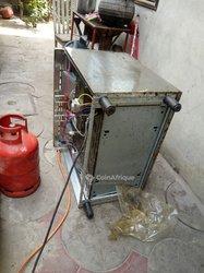 Réparation cuisinières