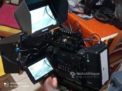 Caméraman professionnel