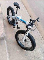 "Vélo Fat Bike 26"""