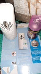 Déodorant de chambres automatiques