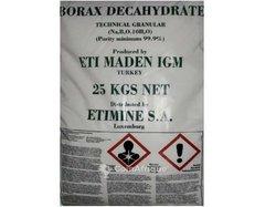Borax  Decahydrate 25 kg