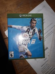 CD Jeux FIFA 19 Xbox One