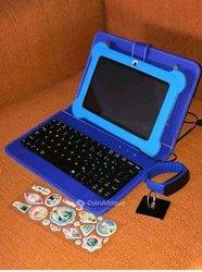 Tablette éducative + clavier