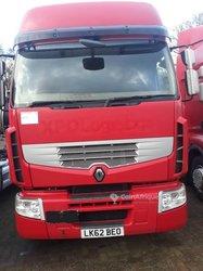 Renault Trucks d-serie 2013