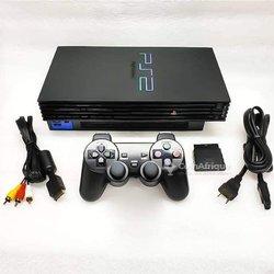 PS2 + 20 jeux