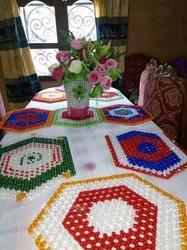 Nappe tricoté