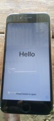 Iphone 6 - 16 Go Icloud