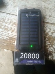 Power bank solaire 20000mah