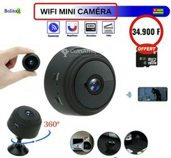 Wi-fi Mini caméra
