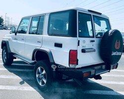 Toyota Land Cruiser Pajero 2018