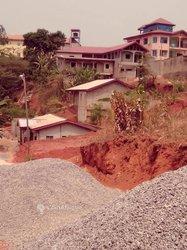Terrain titré 1000 m2 -  Yaoundé
