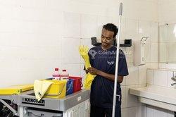 Service d'entretien / nettoyage