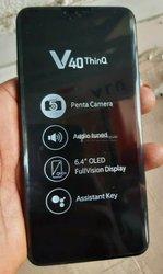 LG V40 128 Gb