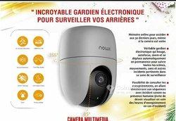 Caméra de surveillance IP