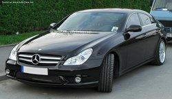 Location Mercedes CLS