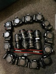 Appareil photo Canon 60D