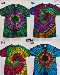 T-shirts multicolores