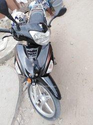 Moto Haojue gros corps
