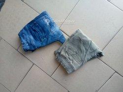 Pantalon jeans friperie enfants