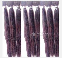 Boules de cheveux