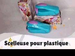 Pack de 02 scelleuses plastique