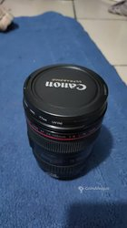 Objectif Canon 24-105mm f4