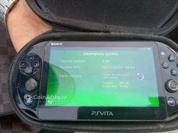 Console PS Vita