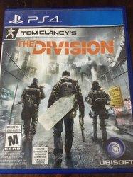 Jeu PlayStation 4 the division