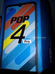 Tecno Pop 4 Pro
