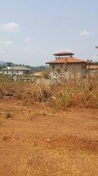 Terrain 1000 m2 - Yaoundé