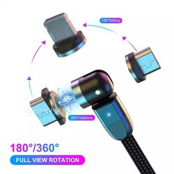 Câble magnétique