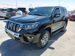 Toyota Land Cruiser TXL 2020