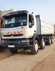 Renault trucks kerax 400 2008