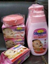 Gamme de teint pour bébé