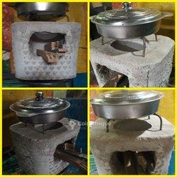 Foyer amélioré en ciment